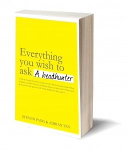 Everything You Wish To Ask A Headhunter (eBook) – 499 HKD