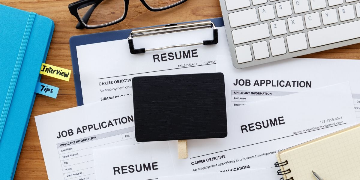 Customise CV